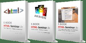 HTML-Kurs als PDF E-Books