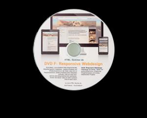Videokurs Kursteil F: für Handy und Tablet responsive Webdesign